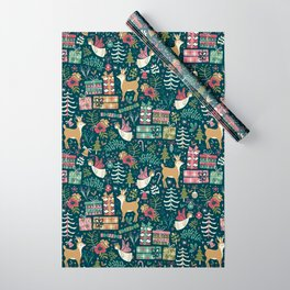 Christmas Joy Wrapping Paper