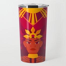 Apolaki: The Philippine Sun God Travel Mug
