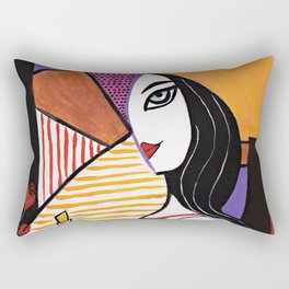 Girls Night Out Rectangular Pillow
