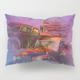 cars lost in the mist of time Pillow Sham