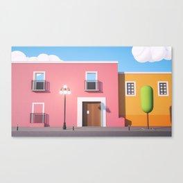 8N Canvas Print