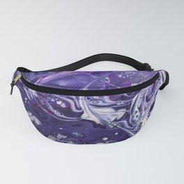 Purple Pour Fun Fanny Pack
