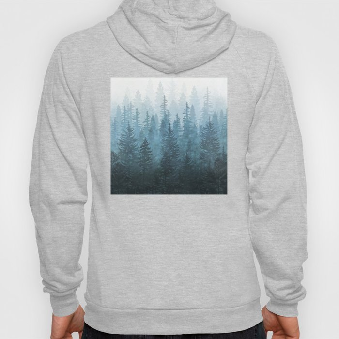 My Misty Secret Forest Hoody