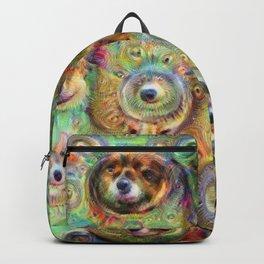 Deep Dream Backpack