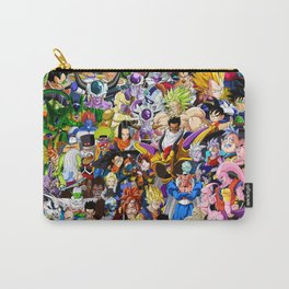 Dragon ball characters Carry-All Pouch