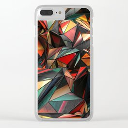 Lakuna Clear iPhone Case