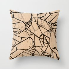 Geometric Pattern 1 Throw Pillow