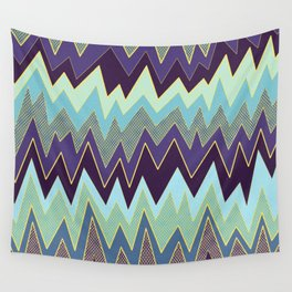 pointy sharps Wall Tapestry