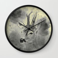 Retro: Roebuck Wall Clock