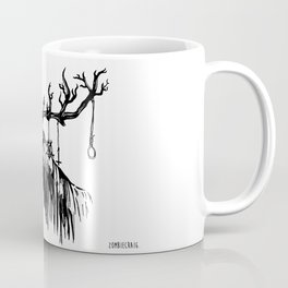 Wendigo by zombiecraig. Coffee Mug