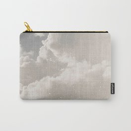 Silent Clouds Carry-All Pouch
