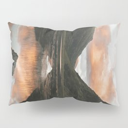 Time Is Precious - Landscape Photography Pillow Sham