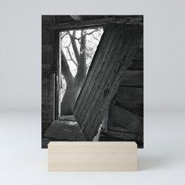 Knock Mini Art Print