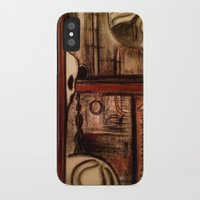 moby dick iPhone & iPod Cases featuring Moby Dick by Leon T. Arrieta