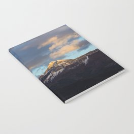 Sunset of Provence Notebook