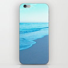 calm day 05 ver.skyblue iPhone & iPod Skin