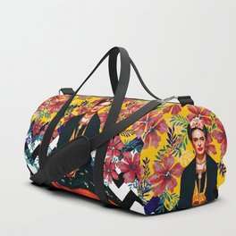 Frida Tropical Duffle Bag