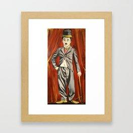 I am Charlie Framed Art Print