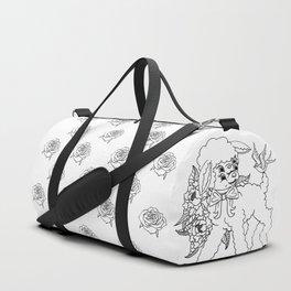 Wholesome Lamb Duffle Bag