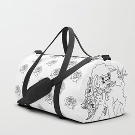 Wholesome Lamb Duffle Bag