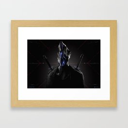 Cyborg Framed Art Print