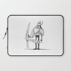 Skinny Jeans Viking Laptop Sleeve