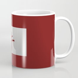 Chinese zodiac sign Ox red Coffee Mug