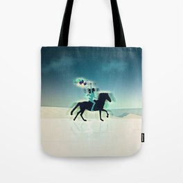 Joy Of Being Free Tote Bag