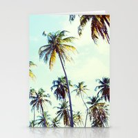 palm Stationery Cards featuring Palm by Sol&Co