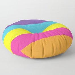 Gender Non-Binary Pride Floor Pillow