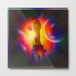 Statue of Liberty 10 Metal Print