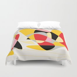 Detachment Duvet Cover