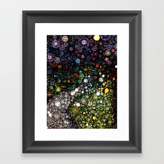 :: Journey :: Framed Art Print