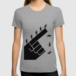 To the arms! T-shirt