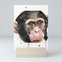 Monkey Mini Art Print