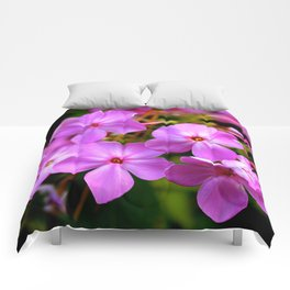 Pink Spring Comforters