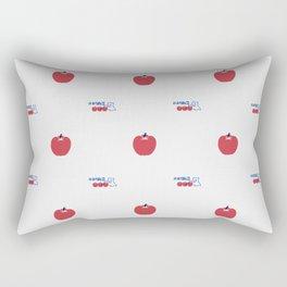 Aomori apple Rectangular Pillow