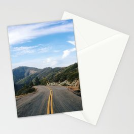Fairfax-Bolinas Road Stationery Cards
