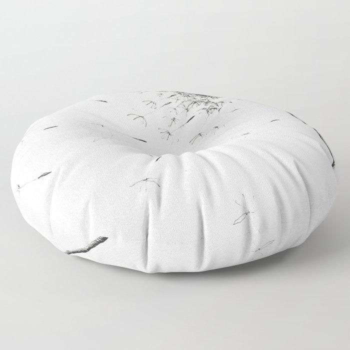 Pissenlit Floor Pillow