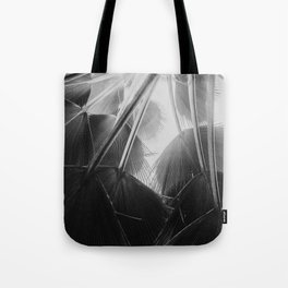 Look up, you're in Paradise // Twin Falls Fruit Stand, Maui Tote Bag