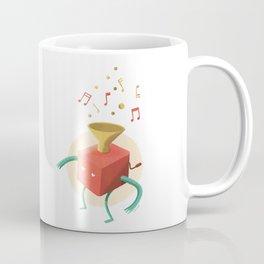 Music box Coffee Mug
