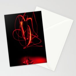 Champaign Dazzle Stationery Cards