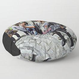 Defiance Floor Pillow