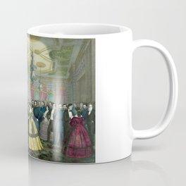 President Lincoln's Last Reception Coffee Mug