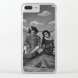 By The Sea, Mr. T Clear iPhone Case