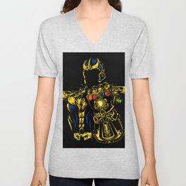 Thanos - Infinity War Unisex V-Neck