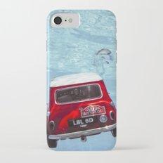 deep water swimming mini #1 Slim Case iPhone 7