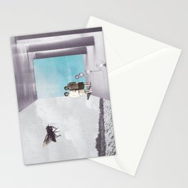 La mouche Stationery Cards