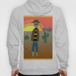 A Martian Discovery Hoody