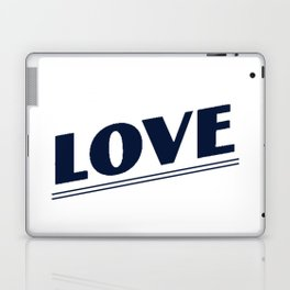 Young And In Love #1 Laptop & iPad Skin